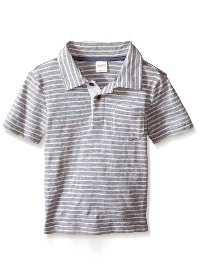 273a99a74 Gymboree Gymboree Little Boys' Micro-Striped Polo Shirt | Shirts