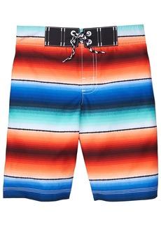 Gymboree Little Boys' Printed Swim Shorts  M