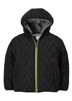 Gymboree Boys' Little  Puffer Jacket M