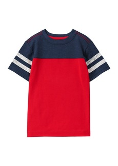 Gymboree Little Boys' Short Sleeve Athletic Top  S