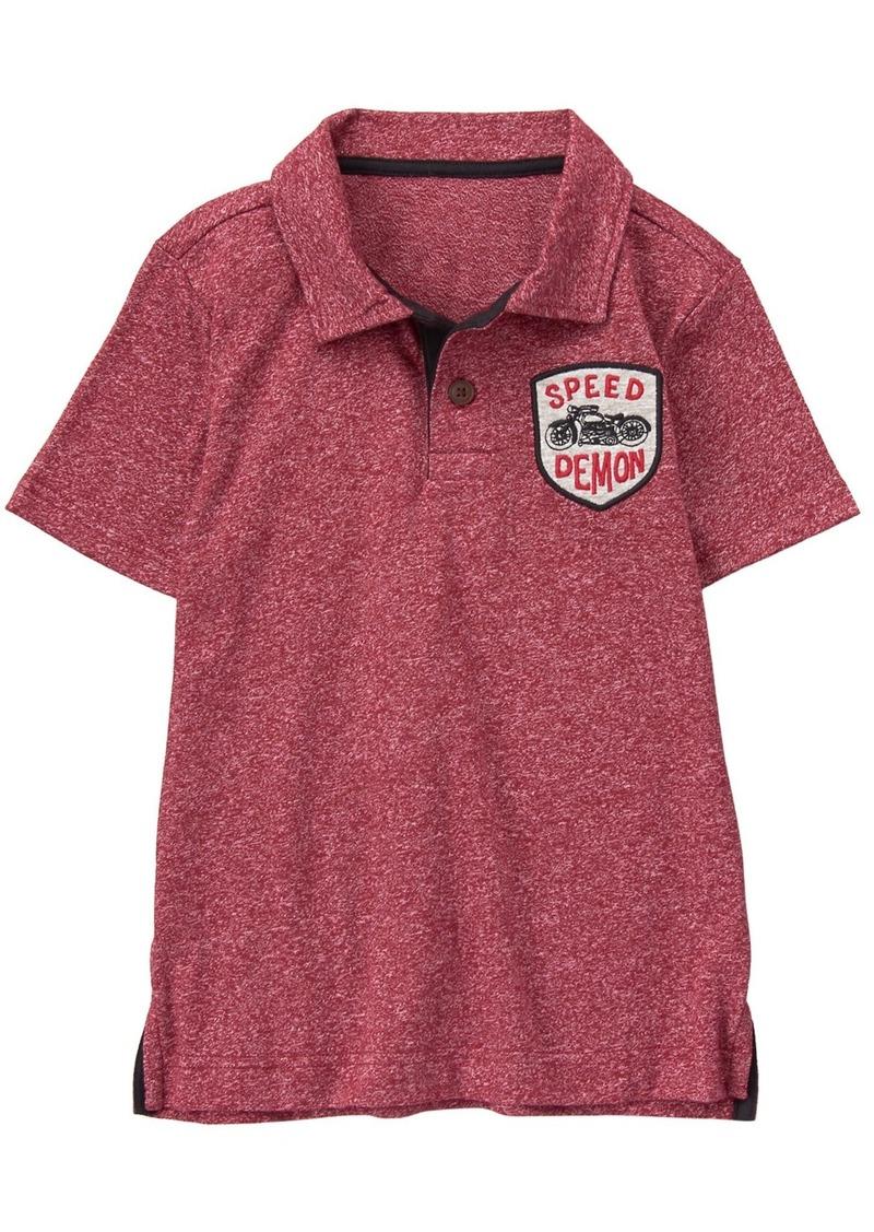 0a64f6070 Gymboree Gymboree Little Boys' Short Sleeve Polo M | Shirts