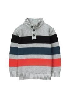 Gymboree Little Boys' Stripe Pullover Sweater  L