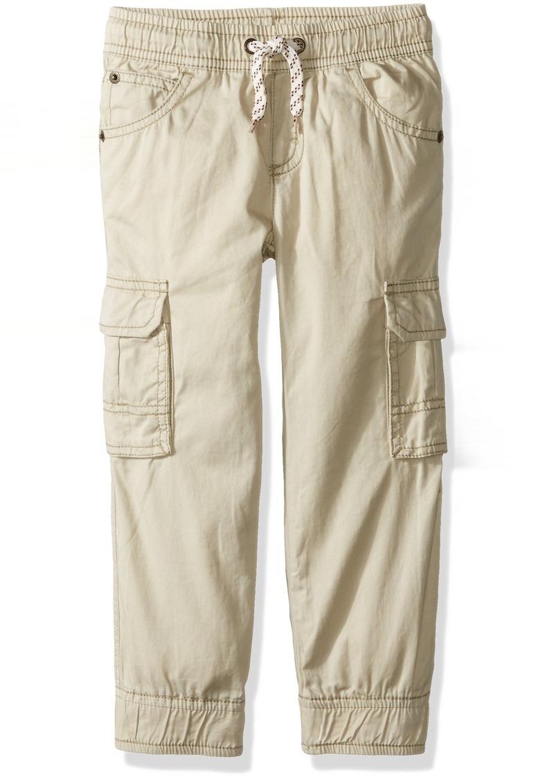 Gymboree Little Boys' Toddler Cargo Jogger Pants