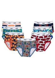 Gymboree Boys' Little Underwear Briefs (Pack of 7)  M