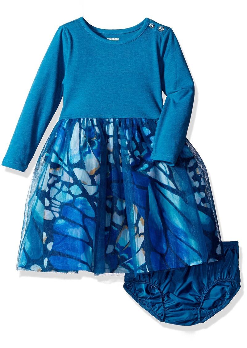 Gymboree Little Girls & Toddler Butterfly Print Dress Multi
