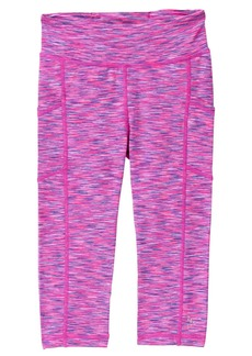 Gymboree Little Girls' Active Capri Legging  L