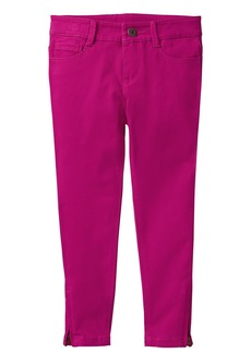 Gymboree Girls' Little Ankle Zip Pants