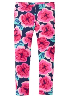 Gymboree Girls' Little Basic Print Legging Large Floral M