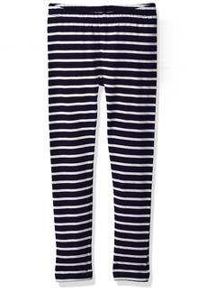 Gymboree Little Girls' Basic Stripe Legging  XS