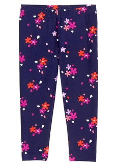 Gymboree Little Girls' Easy Capri Legging  M