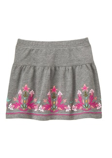 Gymboree Girls' Little Embroidered Skirt  L