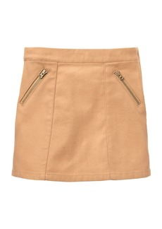 Gymboree Girls' Little Faux Suede Skirt