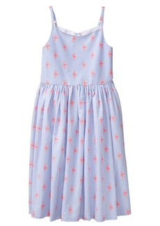 Gymboree Little Girls' Flamengo Print Sun Dress