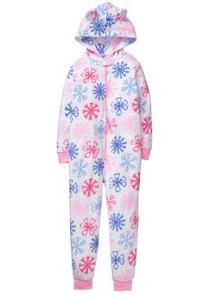 Gymboree Little Girls' Hooded Onepiece  XL