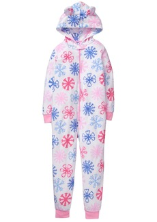 Gymboree Little Girls' Hooded Onepiece  XS