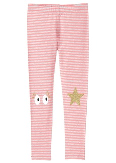 Gymboree Little Girls' Leggings  L