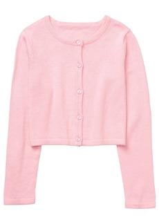 Gymboree Girls' Little Long Sleeve Classic Cardigan  XS