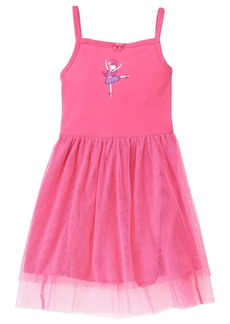 Gymboree Little Girls' Nightgown Nightdress  L