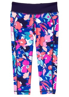 Gymboree Little Girls' Printed Active Legging  M
