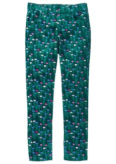 Gymboree Little Girls' Printed Cord Pant