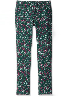 Gymboree Little Girls' Printed Knit Pant