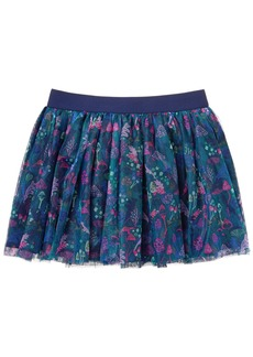 Gymboree Girls' Little Printed Tulle Skirt  M