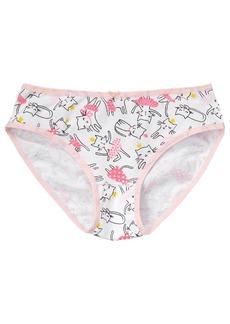 Gymboree Little Girls' Printed Underwear  L