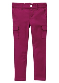 Gymboree Little Girls' Sateen Cargo Pant