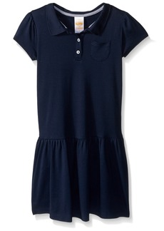 Gymboree Little Girls' School Uniform Polo Dress