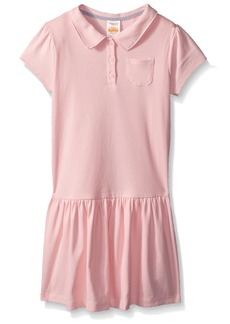 Gymboree Little Girls' School Uniform Polo Dress