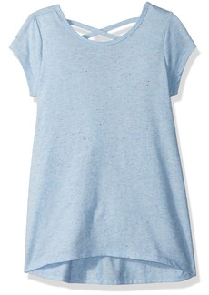 Gymboree Girls' Little Short Sleeve Tunic Top  S