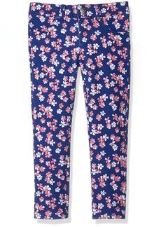 Gymboree Girls' Little Skinny 5-Pocket Knit Pant