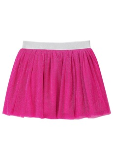 Gymboree Little Girls' Sparkle Tulle Skirt  S