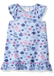 Gymboree Girls' Little Tea Party Nightgown  XXS