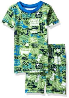 Gymboree Toddler Boys' 2-Piece Cotton Pajama Short Set