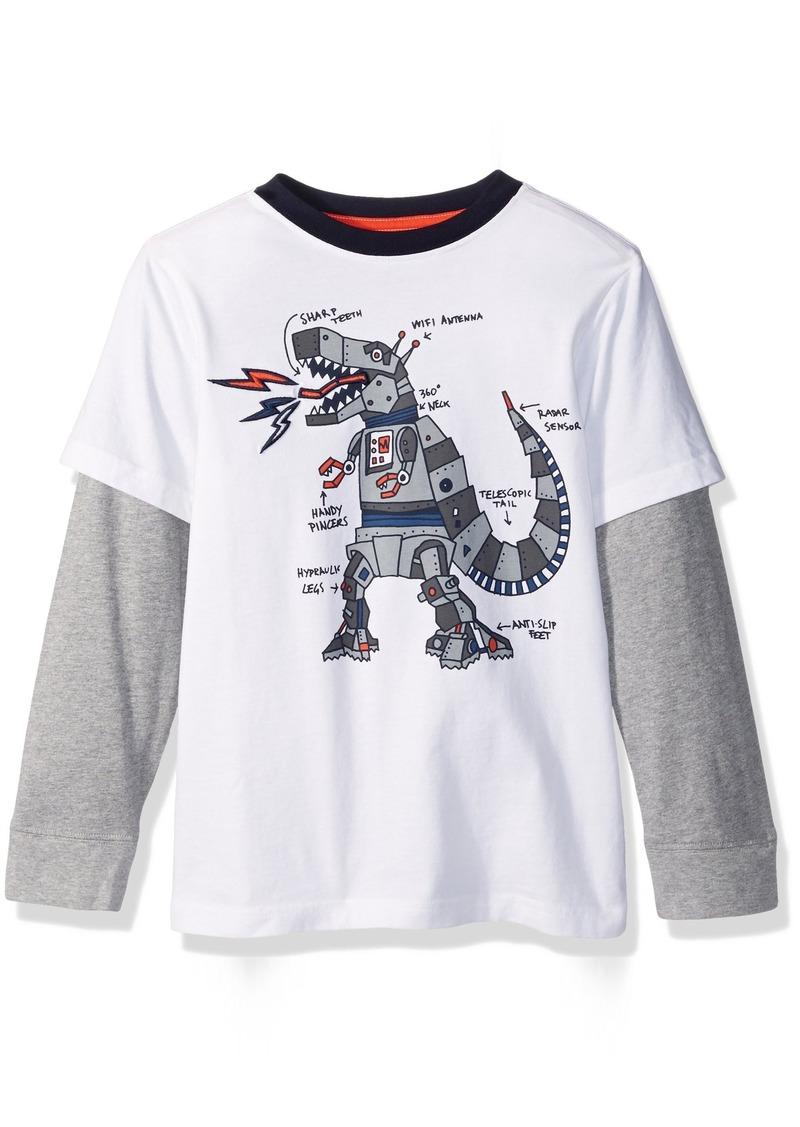 d2af2b5e40 Gymboree Gymboree Toddler Boys' Dinobot Graphic Tee | Tshirts