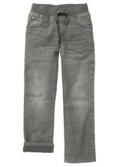Gymboree Toddler Boys' Jersey Lined Jeans