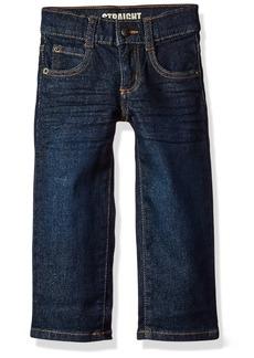 Gymboree Toddler Boys' Funflex Straight Jeans