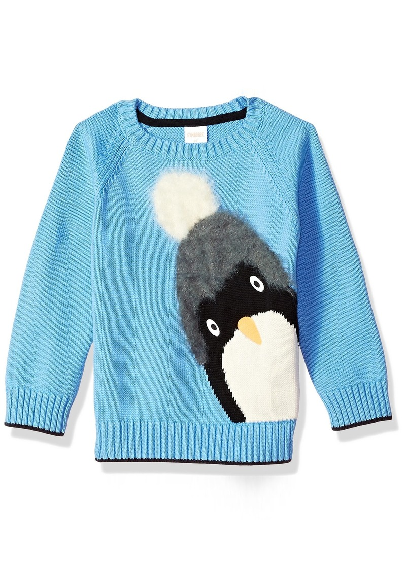 Gymboree Boys Long Sleeve Sweater