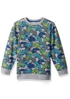 Gymboree Toddler Boys' Pullover Sweatshirt Dino