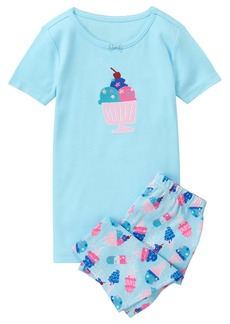 Gymboree Toddler Girls' 2-Piece Pajama Set  18-24 Mo