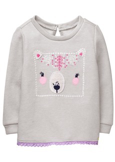 Gymboree Toddler Girls' Bear Face Pullover
