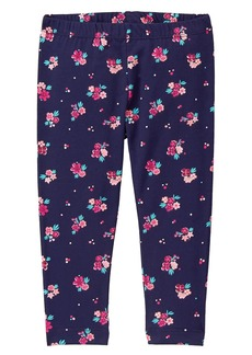 Gymboree Toddler Girls' Ditsy Floral Print Legging