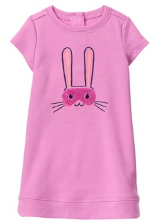 Gymboree Toddler Girls' Funny Bunny Dress