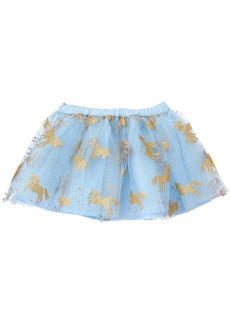Gymboree Girls' Toddler Glitter  Tutu Skirt