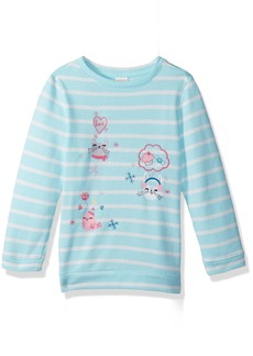 Gymboree Girls' Toddler Long Sleeve Winter Pullover