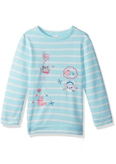 Gymboree Toddler Girls' Long Sleeve Winter Pullover