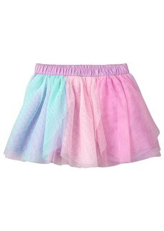 Gymboree Girls' Toddler Multi Color Panel Tutu Skirt