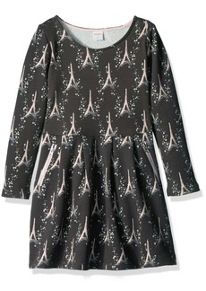 Gymboree Big Girls' Star Print Dress Multi