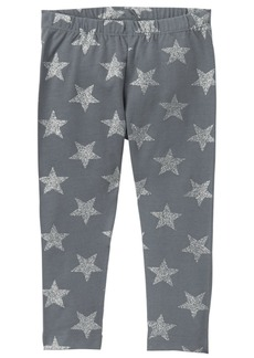 Gymboree Girls' Toddler Star Print Leggings